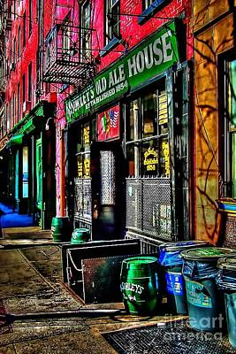 Mcsorleys Photograph - Old Ale House by Eric Geschwindner