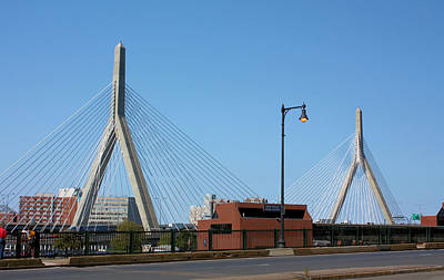 Photograph - Old And New Boston by Kristin Elmquist