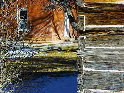 Photograph - Old And Older by Peri Craig