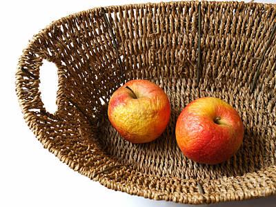 Old Apples Art Print
