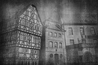 Photograph - Old Aschaffenburg by Morgan Wright