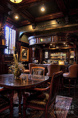 Photograph - Old Bar In Charleston Sc by David Smith