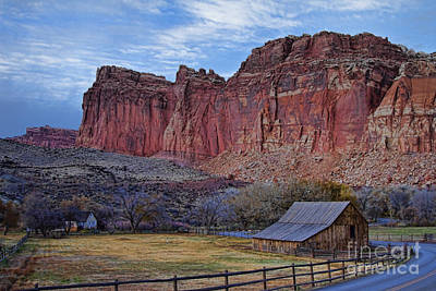 Photograph - Capitol Reef by Jason Abando