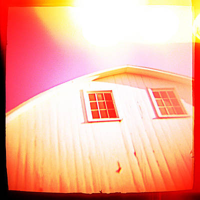 Barnyard Photograph - Old Barn by Yo Pedro