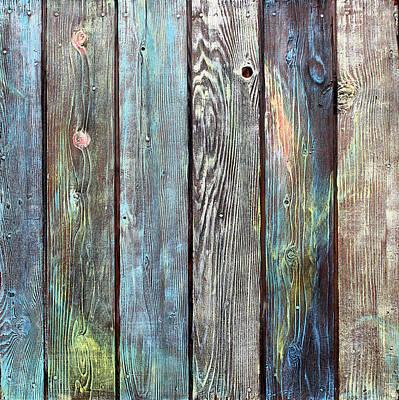 Painting - Old Barnyard Gate by Asha Carolyn Young