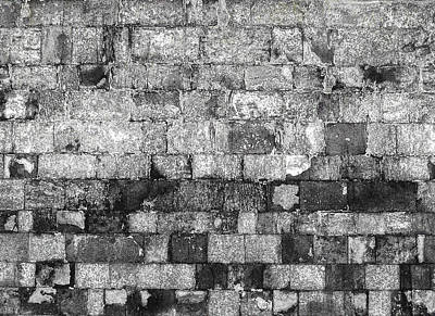 Digital Art - Old Bricks by Stephanie Grant