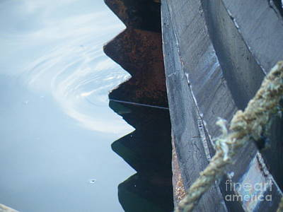 Photograph - Old Boat by Brian Boyle