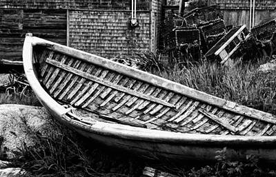 Wall Art - Photograph - Old Boat by Daniel Amick