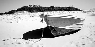 Photograph - Old Boat by Des Jacobs