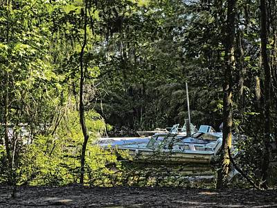 Photograph - Old Boat by Ralph Jones
