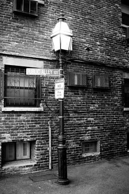 Photograph - Old Boston by Allan Millora