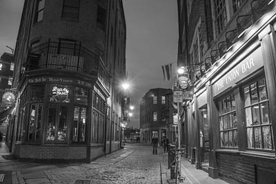 Photograph - Old Boston  by John McGraw