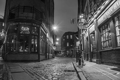 Photograph - Old Boston Street by John McGraw