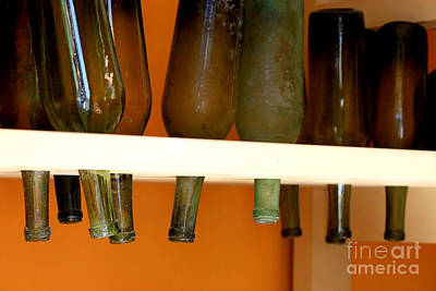 Photograph - Old Bottles by Carol Groenen