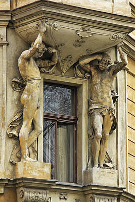 Photograph - Old Budapest by Doug Davidson