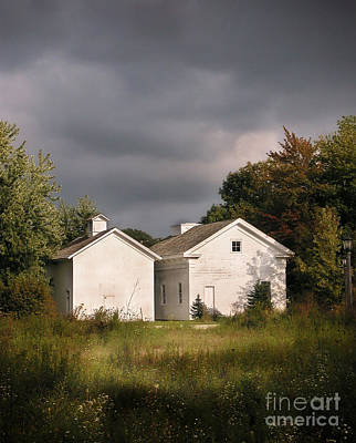 Photograph - Old Buildings by Tom Brickhouse