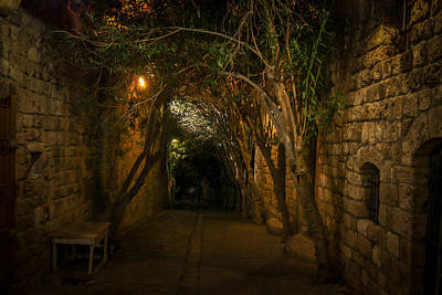 Photograph - Old Byblos by Dave Hall