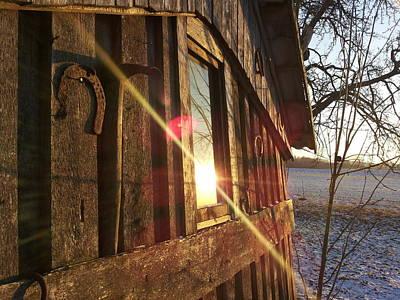 Old Cabin Original by Rokas Stankevicius