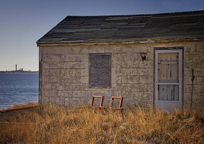 Photograph - Old Cape Cod by Mikael Carstanjen