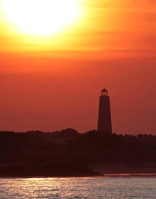 Old Cape Henry Lighthouse  Art Print