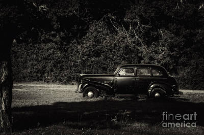 Photograph - 1937 Pontiac by Imagery by Charly
