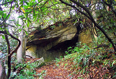 Photograph - Old Cave At Living Waters by Duane McCullough