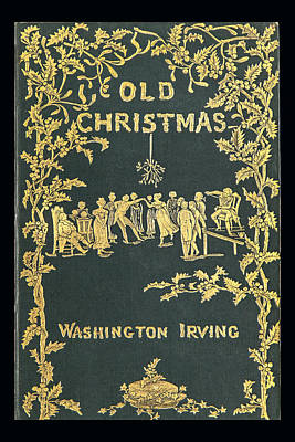 Photograph - Old Christmas by Jack R Perry