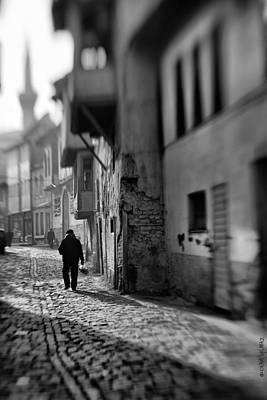 Photograph - Old City-1 by Okan YILMAZ