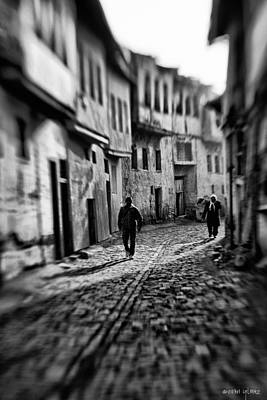 Photograph - Old City-2 by Okan YILMAZ