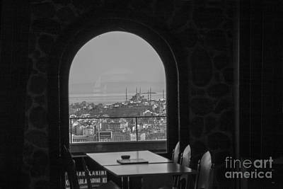 Bosphorous Photograph - Old City Istanbul by Shishir Sathe