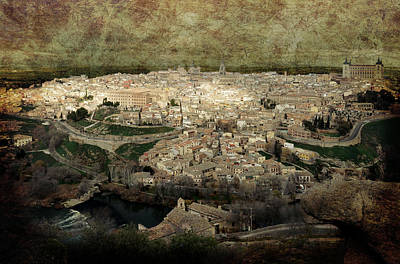 Photograph - Old City Of Toledo by RicardMN Photography