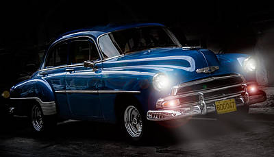 Photograph - Old Classic Car I by Patrick Boening