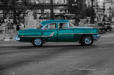 Photograph - Old Classic Car IIi by Patrick Boening