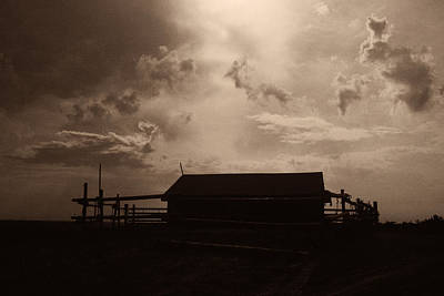Frank Sinatra - Old Corral Sky by Charles Meador