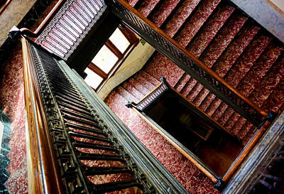 Photograph - Old Court House In Evanston Wyoming - 2 by Ely Arsha