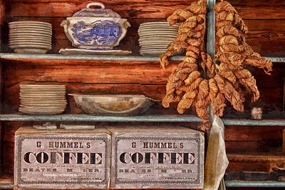 Digital Art - Old Currency by Mary Almond