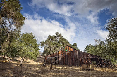Photograph - Old Daley Ranch Ban by Dave Hall