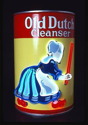 Old Dutch Cleanser Art Print by Pacifico Palumbo