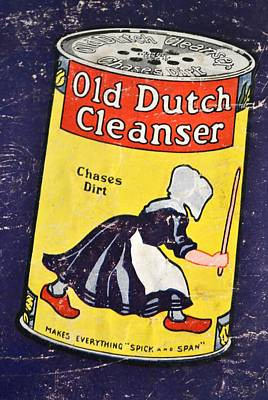 Photograph - Old Dutch by Deena Stoddard