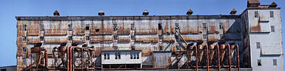 Montreal Buildings Photograph - Old Factory, Montreal, Quebec, Canada by Panoramic Images