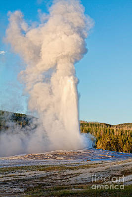 Photograph - Old Faithful by Stuart Gordon