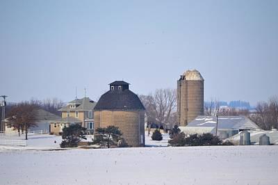 Photograph - Old Farm by Bonfire Photography