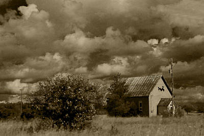 Manitoulin Photograph - Old Farm On Island by Daniel Martin