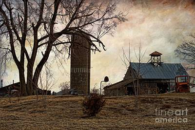 Photograph - Old Farmstead  by Liane Wright