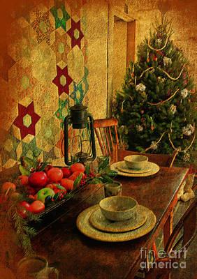 Photograph - Old Fashion Christmas At Atalaya by Kathy Baccari