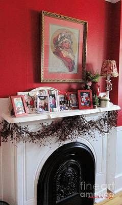Photograph - Old Fashioned Christmas by Janette Boyd