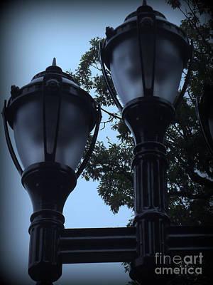 Kim Fearheiley Photography - Old Fashioned Lanterns - Twilight by Miriam Danar