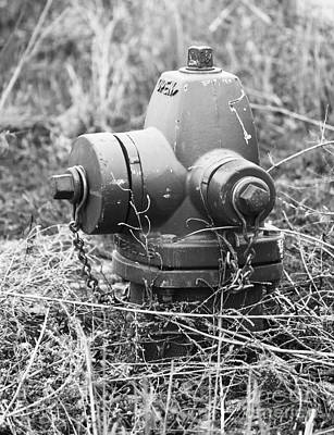 Photograph - Old Fire Hydrant by Jackie Farnsworth