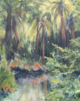 Painting - Old Florida 3 by Mary Lynne Powers