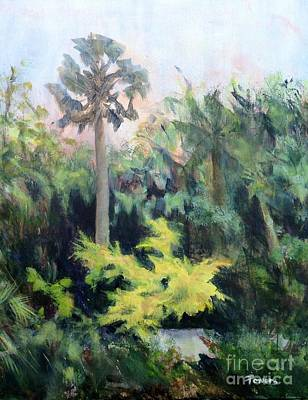 Painting - Old Florida 4 by Mary Lynne Powers